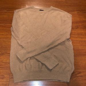 J Crew Camel Sweater
